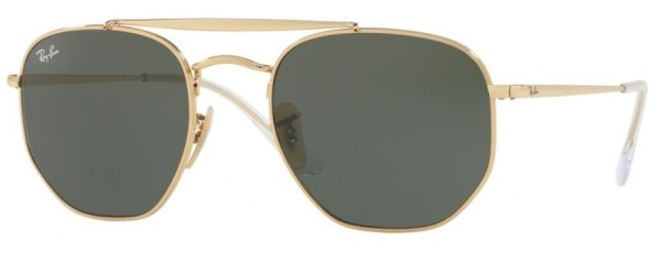 Ray-Ban RB3648 001 The Marshal