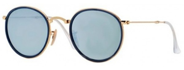 Ray-Ban RB3517 001/30 Round...