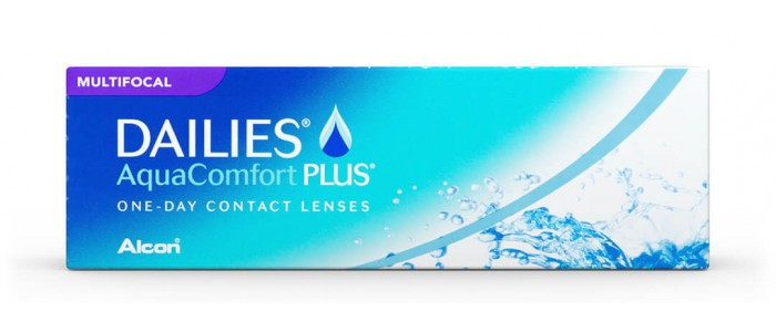Dailies Plus Multifocal