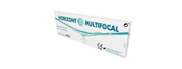 Horizont 1 Day Multifocal 30
